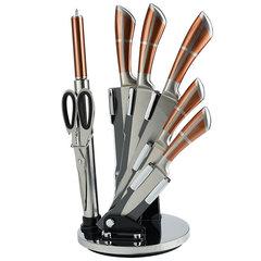 Набор ножей на акриловой подставке 8 предметов Alpenkok AK-2090