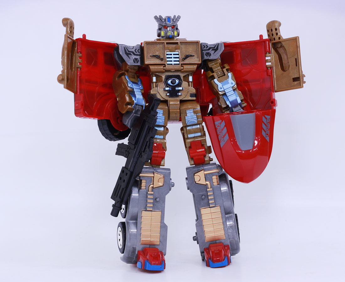 Taiko. Робот - машина, со звуком и светом R0139