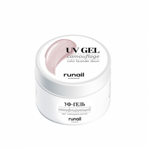 RuNail, Камуфлирующий УФ-гель №4067