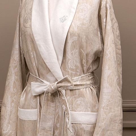 EMPERIUM махровый женский халат Tivolyo Home Турция