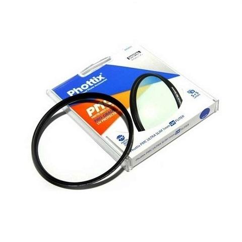 Ультрафиолетовый фильтр Phottix PMC MC Ultra Slim 1mm UV на 55mm