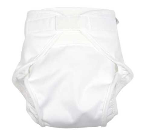 Подгузник многоразовый «Все в одном» S, 4-8 kg, White