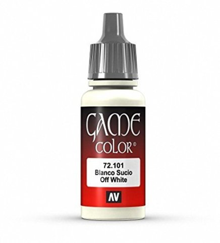 Game Color Off White 17 ml.