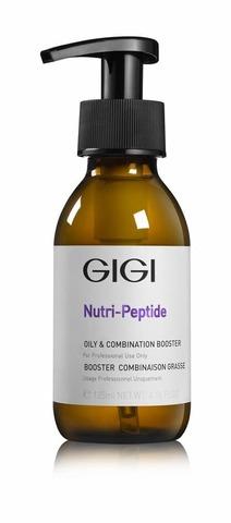 GiGi Nutri-Peptide Концентрат-бустер для комб./ ж./к., 125мл