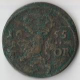 1655 P2238 Швеция   1/4 эре