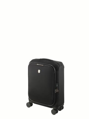 Чемодан Victorinox Connex, чёрный, 40x20x55 см, 28 л