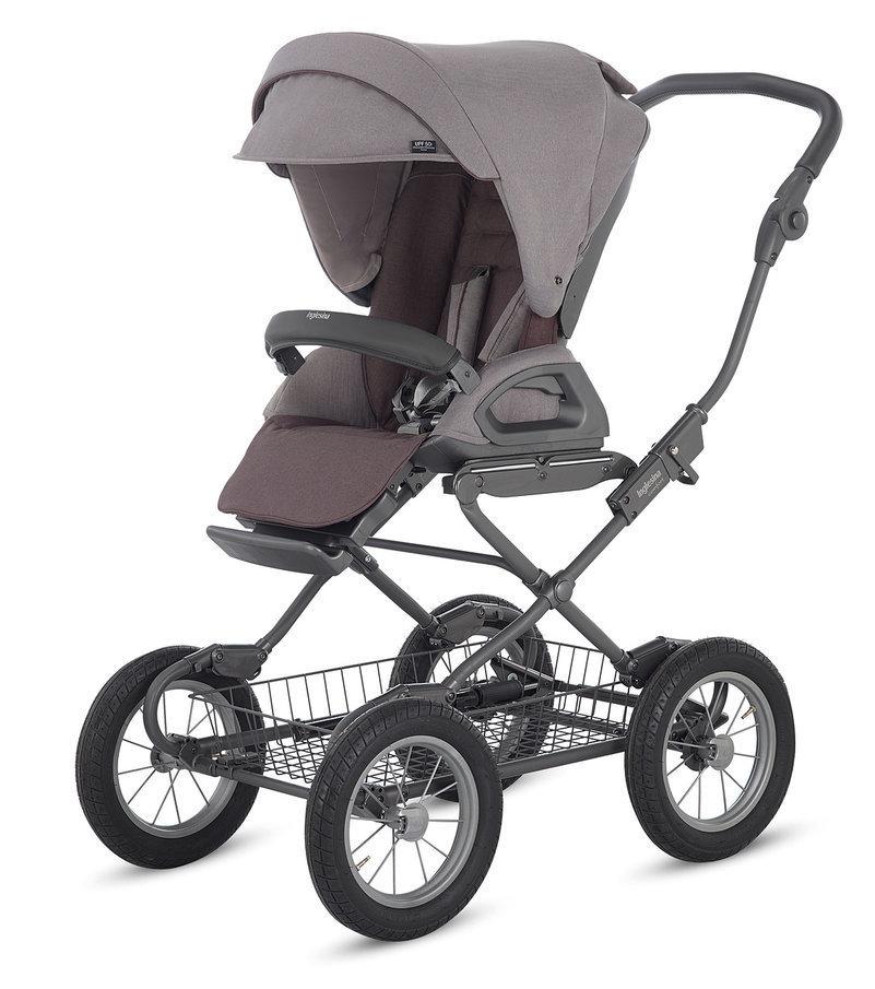 Прогулочная коляска Sideral Grey