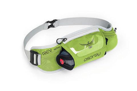 Картинка сумка для бега Osprey Rev Solo Bottle Pack Flash Green