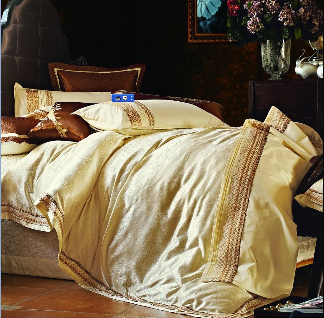 Жаккард Постельное белье шелковый жаккард с вышивкой Valtery L 24 17779_kpb-l-24.jpg