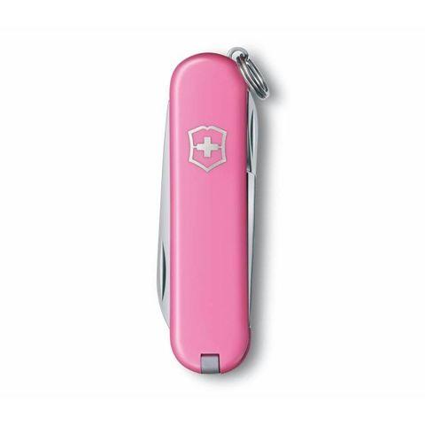 Нож перочинный Victorinox Classic (0.6223.51) SD 58мм 7функций светло-розовый