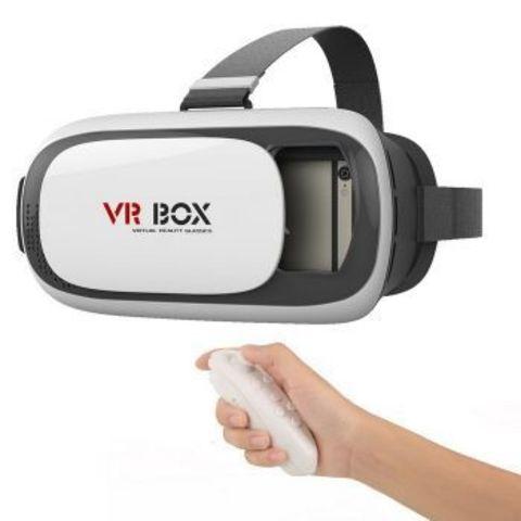 Очки виртуальной реальности VR-BOX с пультом