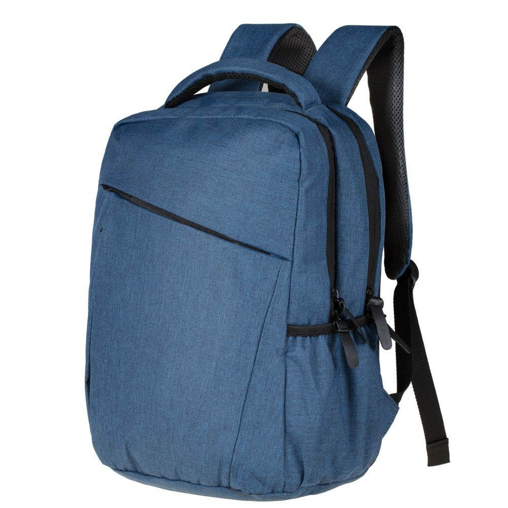 Burst Laptop Backpack, blue