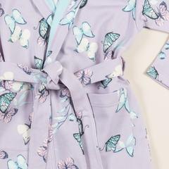 Детский женский халат E20K-84W101