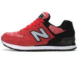 Кроссовки Женские New Balance 574 Sharpen Red