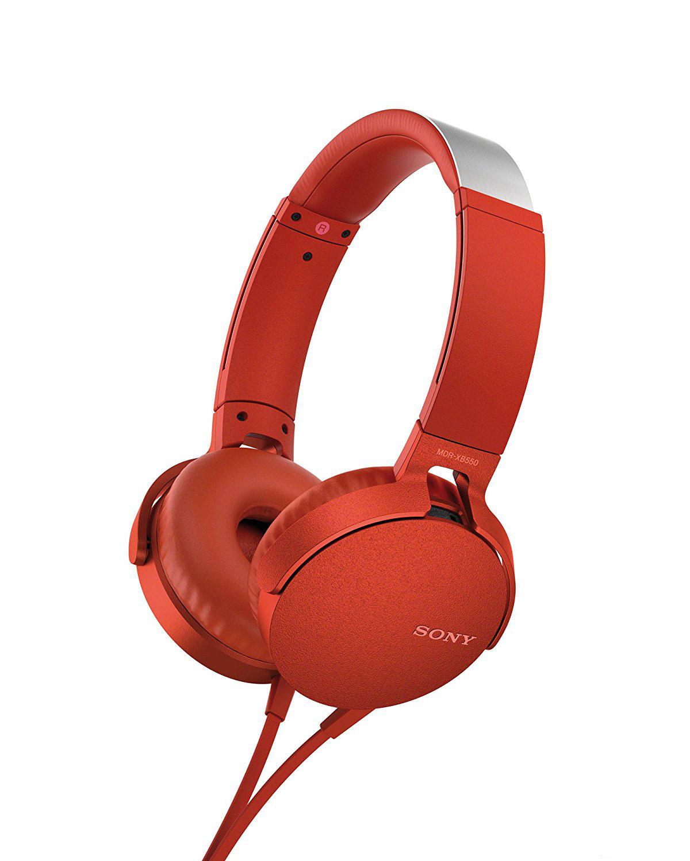 MDR-XB550APR наушники Sony купить в Sony Centre Воронеж