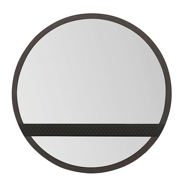 Зеркало NAVONA (80 cm) темный орех