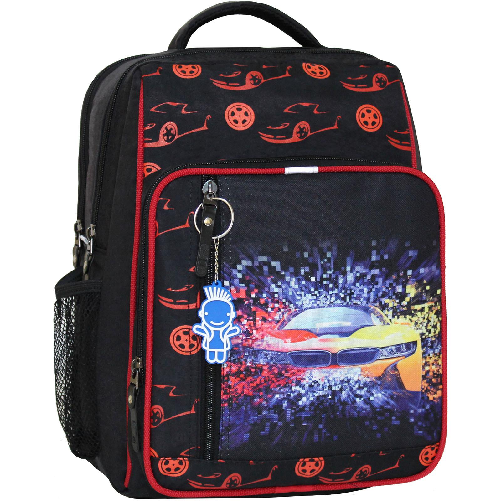 Школьные рюкзаки Рюкзак школьный Bagland Школьник 8 л. черный 417 (0012870) IMG_6563_417_.JPG
