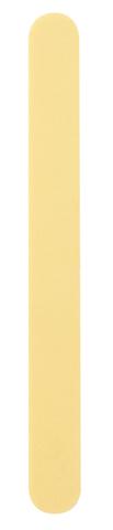 Пилка желтая тефлоновая (зерно 240)