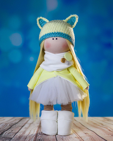 Лялька Хельга з колекції - Fairy doll