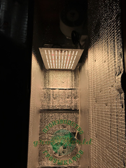 В160хД40хШ60 ГроуБокс SUN 2 130w LED SILENT