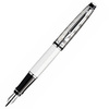 Waterman Expert - Deluxe White CT, перьевая ручка, F
