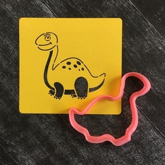 Динозавр №7