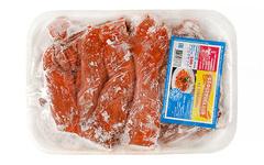 Бефстроганов из говядины «Ирмень» свежемороженый 500г