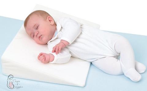 Plantex. Подушка для новорожденного Rest Easy в кроватку