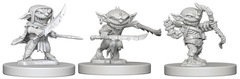 Pathfinder Deep Cuts Unpainted Miniatures - Goblins