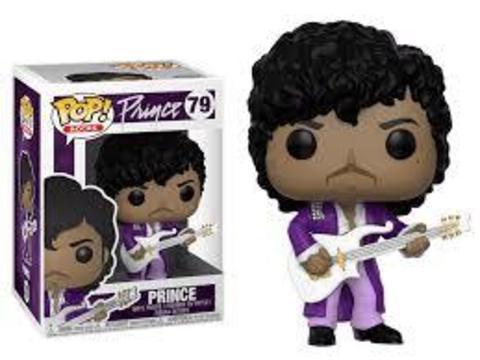 Фигурка Funko POP! Vinyl: Rocks: Prince: Purple Rain 32222