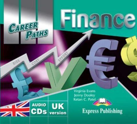 Finance. Audio CDs (set of 2). Аудио CD (2 шт.)