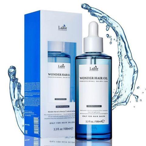 Масло для волос увлажняющее La'dor Wonder Hair Oil, 100мл