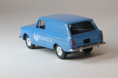 Moskvich-434 Books blue Agat Mossar Tantal 1:43