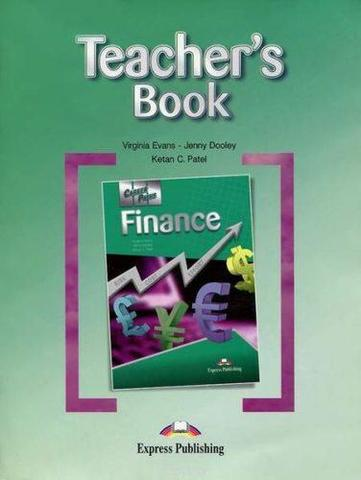 Finance. Teacher's Book. Книга для учителя