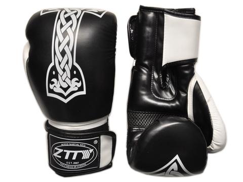 Перчатки боксёрские HAMMER. Размер 8 унций: hammer-08#