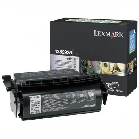 Картридж Lexmark 1382925 черный