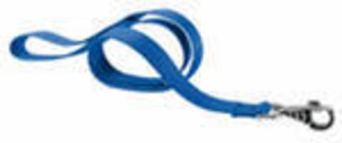 75340925 Ферпласт Поводок CLUB G10/110 синий/2
