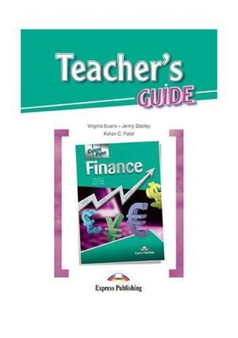 Finance  Teacher's Guide