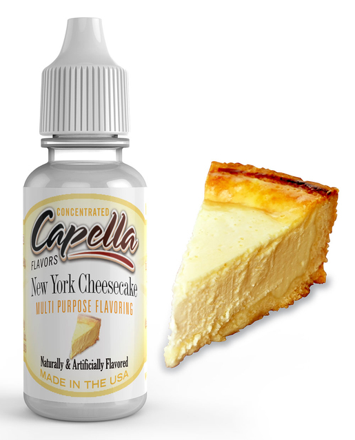 Ароматизатор Capella  New York Cheesecake