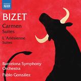 Barcelona Symphony Orchestra, Pablo Gonzalez / Bizet: Carmen Suites, L'Arlesienne Suites (CD)