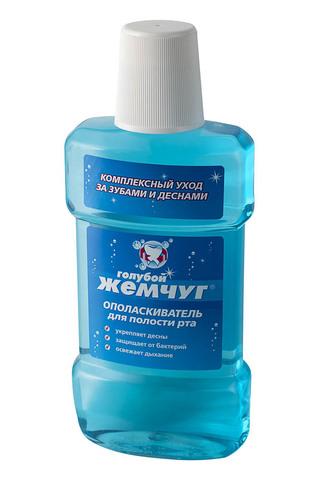 Modum Голубой жемчуг Ополаскиватель для полости рта Комплексный уход 350мл