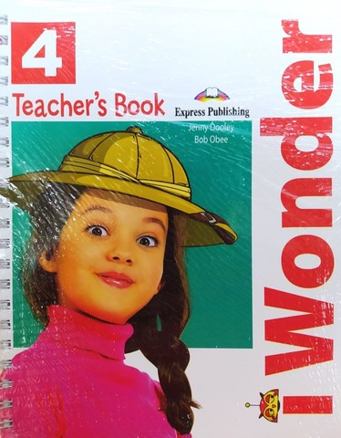i Wonder 4 - Teacher's Book (interleaved) - книга для учителя