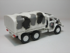 ZIl-131 with awning winter camouflage Elecon 1:43