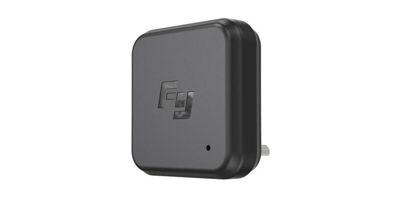 Пульт д/у для стабилизатора FY G4S MG Wireless Remote ресивер сбоку