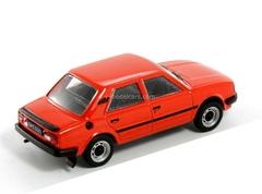 Skoda 120LS red 1:43 DeAgostini Auto Legends USSR #153