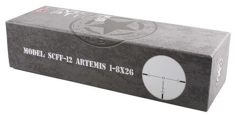 VECTOR OPTICS ARTEMIS 1-8X26 FFP