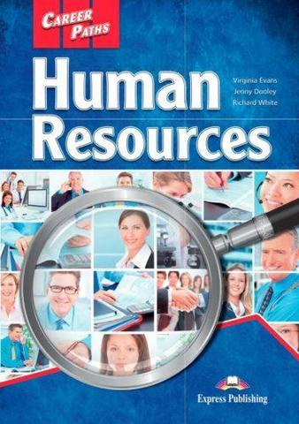HUMAN RESOURCES Student's Book  with cross-platform application. Учебник с электронным приложением