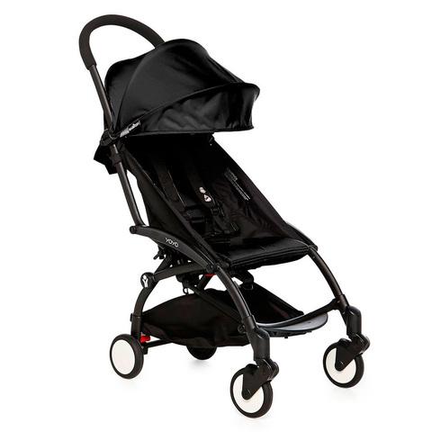 Аренда прогулочной коляски BabyZen YoYo 6+ черная