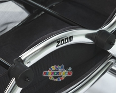 Коляска 2 в 1 для двойни и погодок FD-Design Zoom Diamond Special Edition
