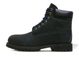 Ботинки Timberland 10061 Waterproof Black Мужские Осенние